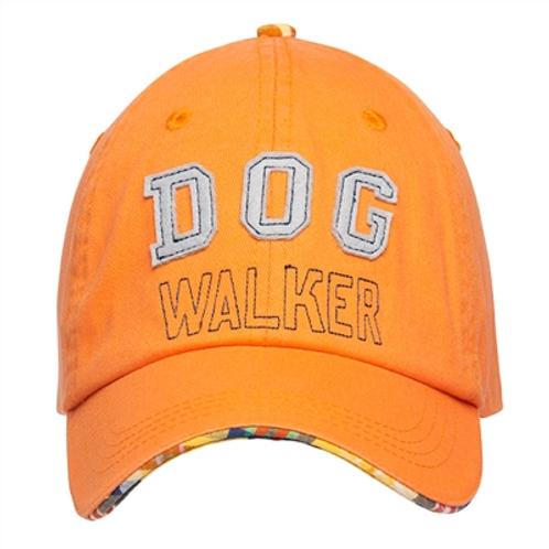 Barkology Hat-Dog Walker-Orange