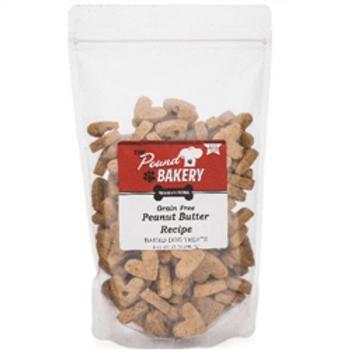 Grain Free Peanut Butter Hearts 12oz Bag