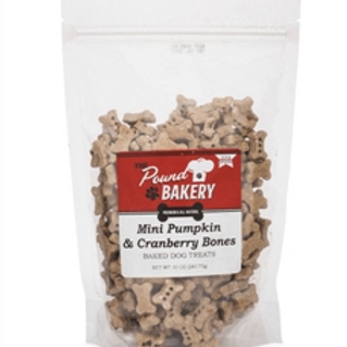 Tiny Pumpkin Cranberry Bones 10oz