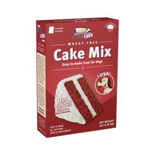 Puppy Cake Mix  Red velvet