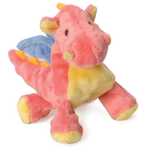 Go Dog Dragon-Light Pink-Large