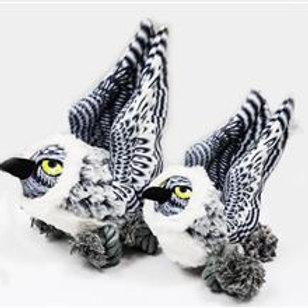 Snowy Owl-Ballistic Ballers -Large