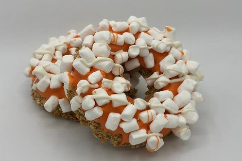 Orange Crush Donut