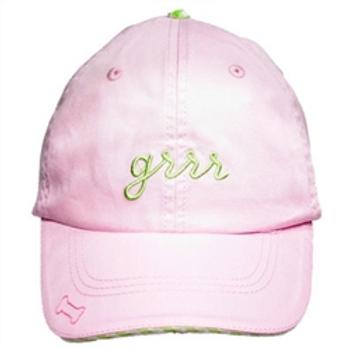 Barkology Hat-Grrr-Pink