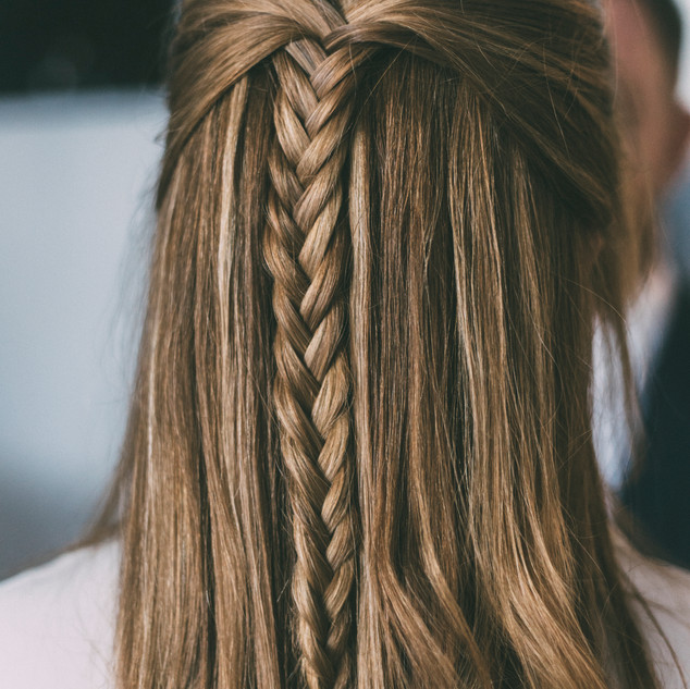 peluquería novia