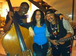 Miriam, Yelsi y Pepe Bao