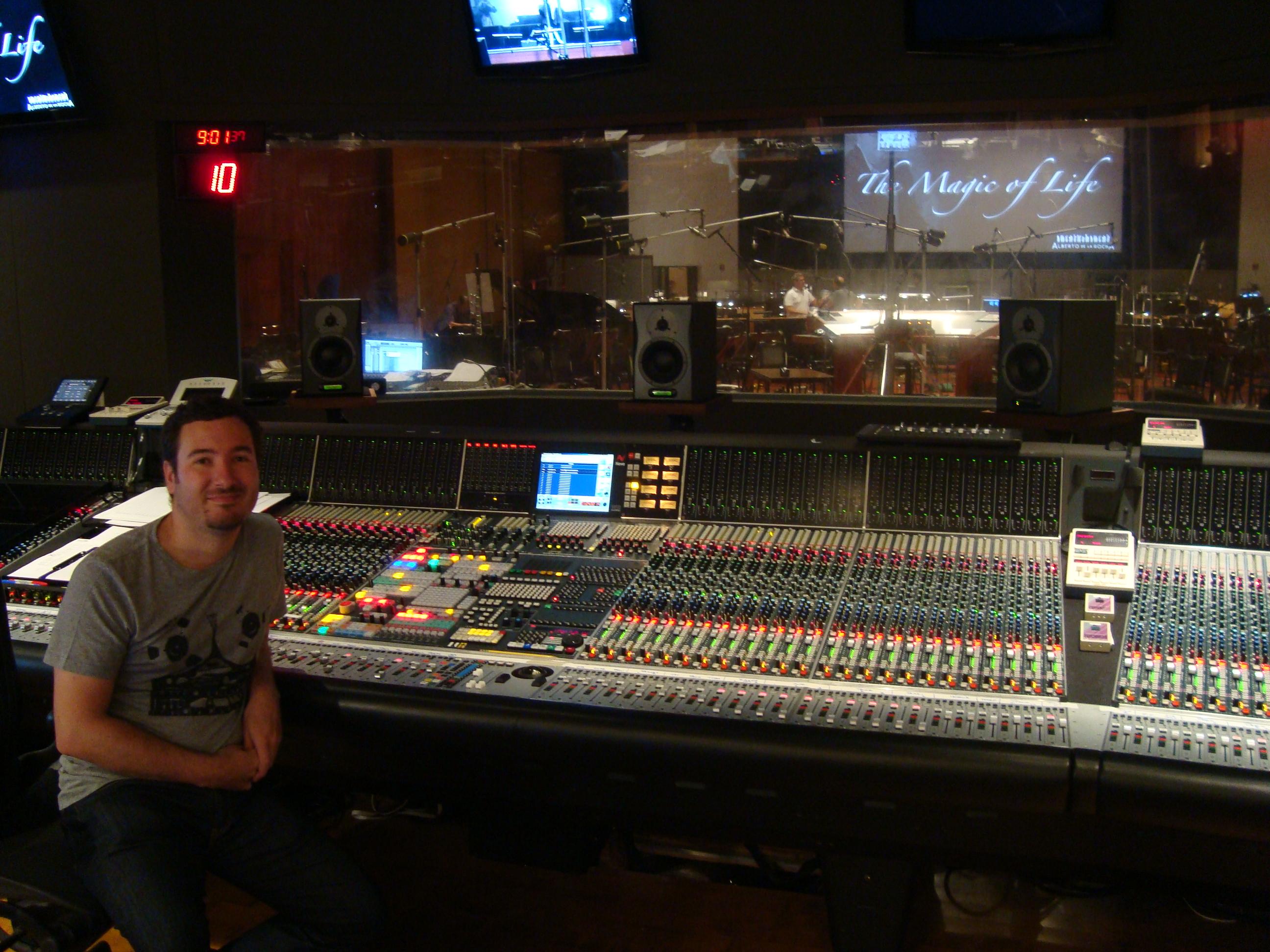 Warner Studio LA