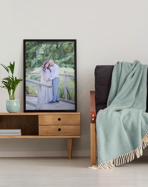 art-print-mockup-featuring-wooden-furnit