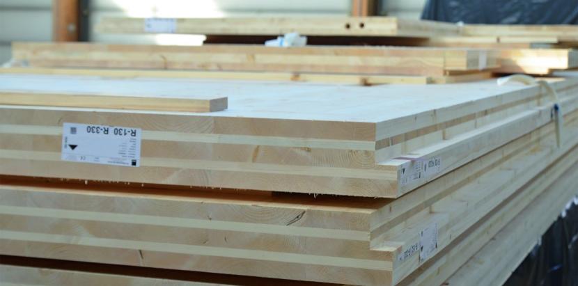 Unsere Liebe zum (Massiv-) Holzbau