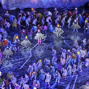 2012 London Olympics Opening Ceremony