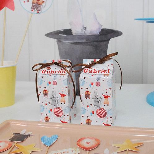 Personalizado - Caixa Milk