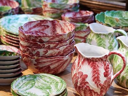 Interior Design Trends: Vegetable Inspired Tableware & Where to Buy