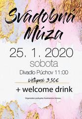 Svadobná Múza 2020