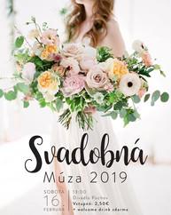 Svadobná Múza 2019