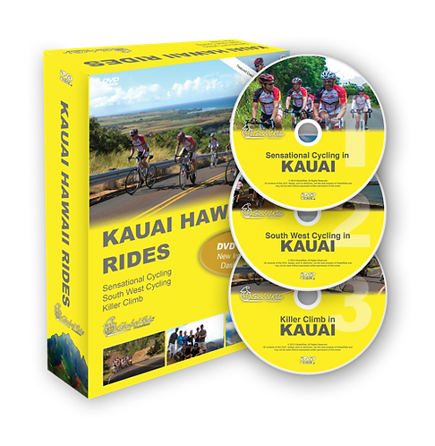 Global Ride: Kauai Rides Box Set from Hawaii