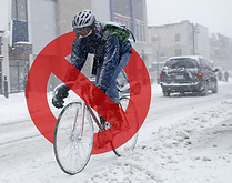 Indoor Cycling not Winter Riding