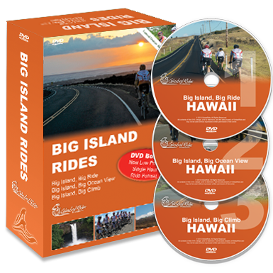 Global Ride: Big Island Rides, Hawaii Series Boxed Set
