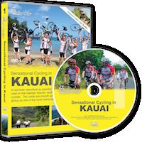Global Ride: Sensational Cycling in Kauai Virtual Cycling DVD