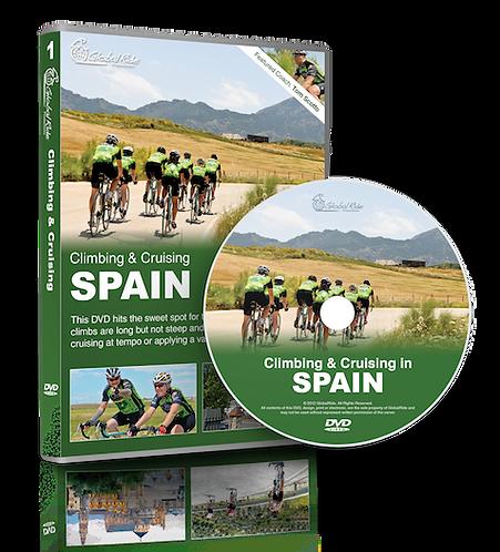 Global Ride: Climbing and Cruising in Spain Virtual Cycling DVD