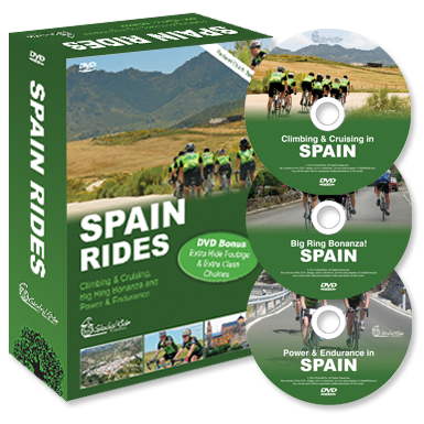 Global Ride: Spain Series Box Set