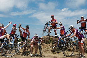 Join this fun group of rider in Maui