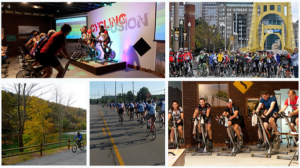 From racing to charity rides, on the road, the trail or in the classroom, Cycling Fusion helps you become a better rider