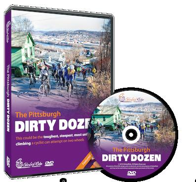 Global Ride: The Pittsburgh Dirty Dozen Virtual Cycling DVD