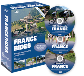 Global Ride: France Series Boxed Set