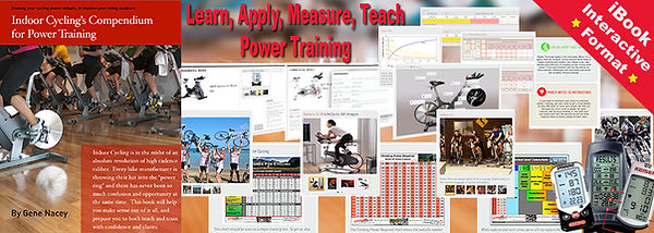 Two years of research, writing have produced a resource for Power Training like no other
