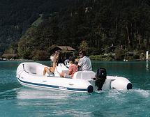 Motorboot Miete Thunersee