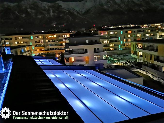 Terrassenbeschattung, Pergola, Lamellendach, Beschattung Innsbruck, Beschattung Tirol, Pergola