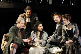 Royal Opera   Adriana Lecouvreur