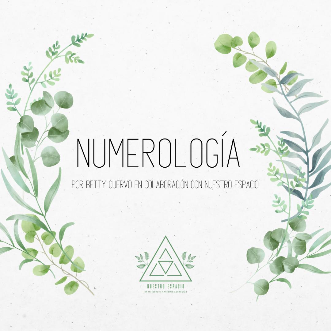 Numerología feb 2021