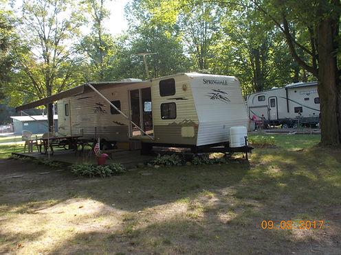 Rental Camper