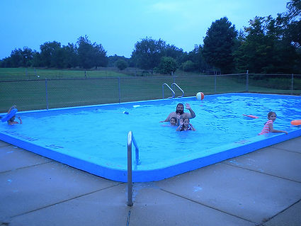 Bunkhouse Pool