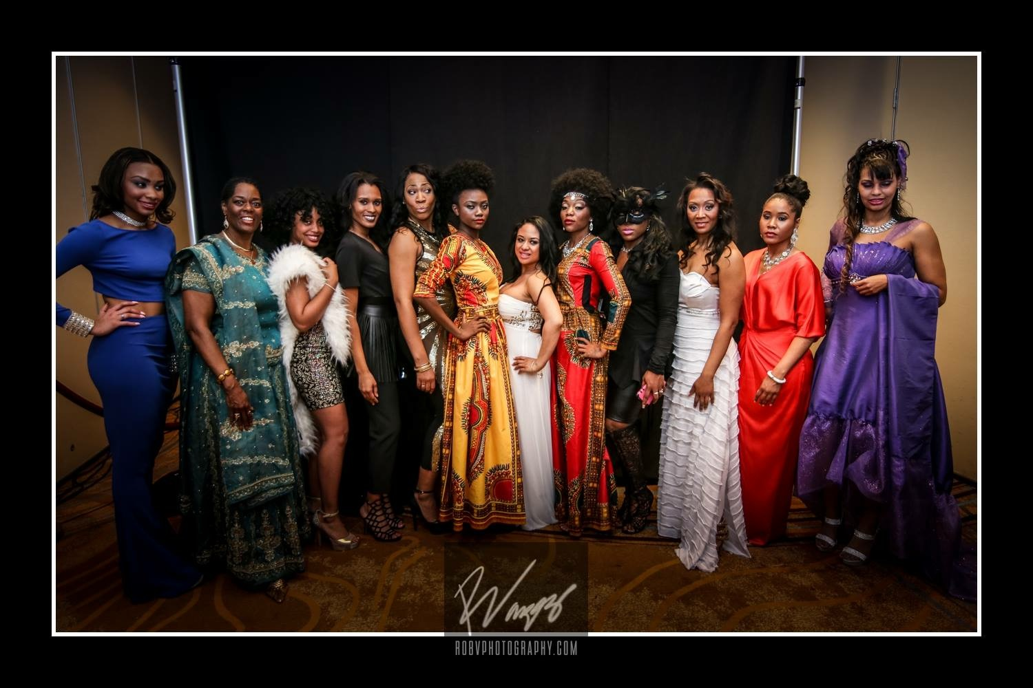 2016 Model of Year Contestants