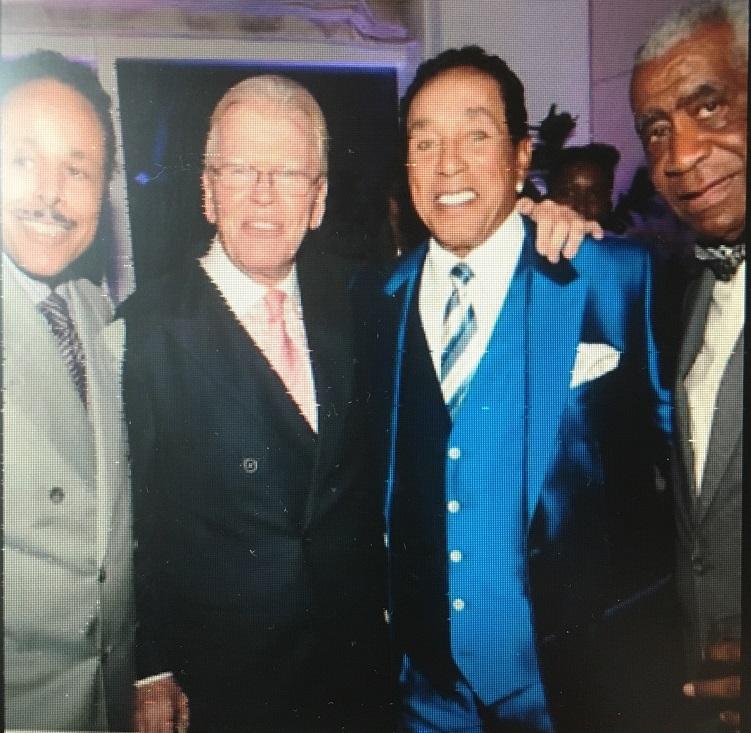 Smokey Robinson & John Blassingame