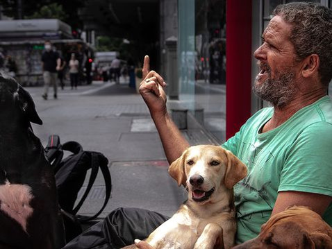Como ajudar a população de rua?
