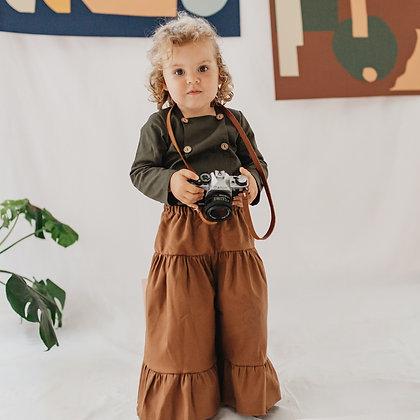 Molly Tarçın Pantolon