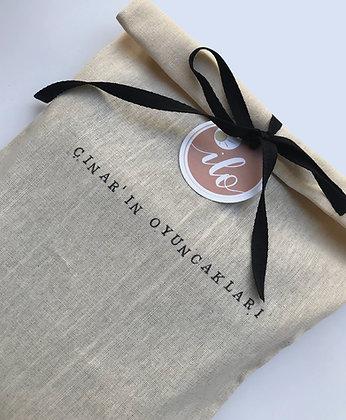 Kişiselleştirilmiş Bez Çanta