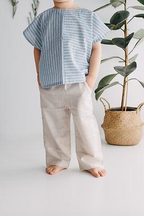 Cole Bej Pantolon