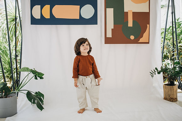 Atticus Bej Pantolon