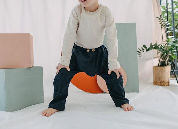 Atticus Lacivert Pantolon