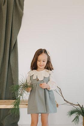 Sadie Turkuaz Elbise