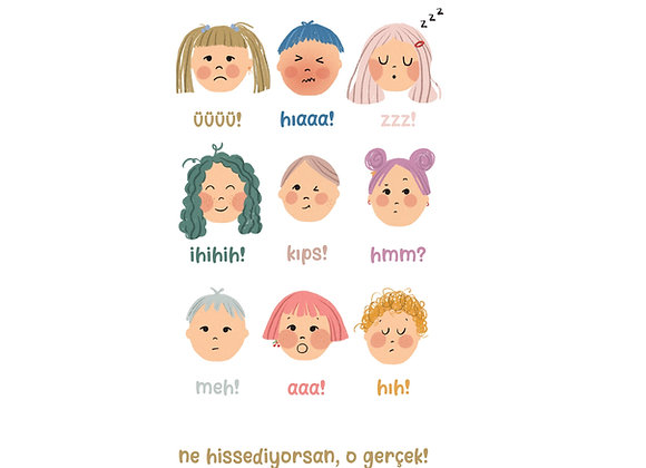 Duygular Poster