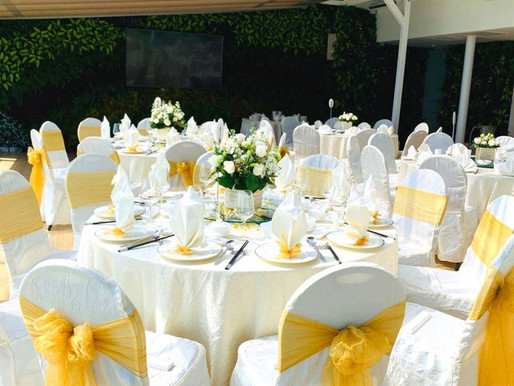 Tips to Select Linens for Wedding Tables and Chairs