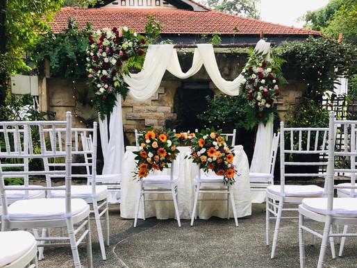 The Colonial at Scotts - Unique Wedding Venues in Singapore
