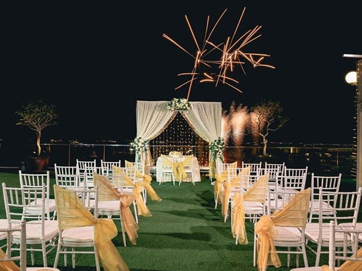Sky Garden at iFly - Unique Wedding Venues in Singapore