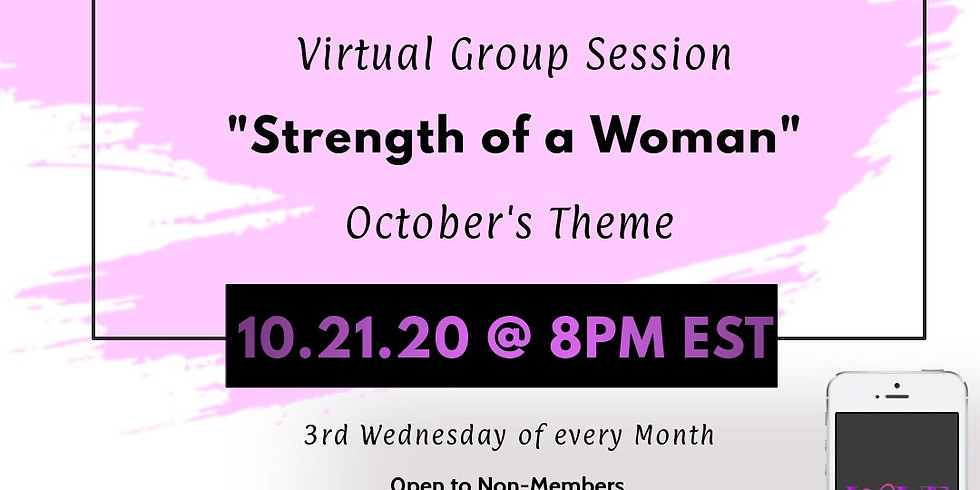 The Accountable Hour: Strength of a Woman