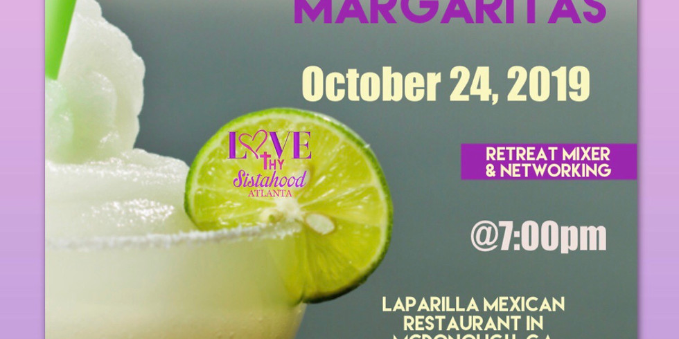 Meet, Mingle & Margaritas 🍹
